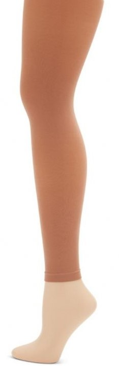 Capezio Adult Footless Hold N Stretch Tights