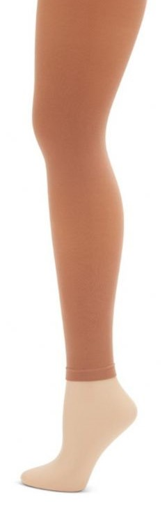 Capezio Child Footless Hold n Stretch Tights