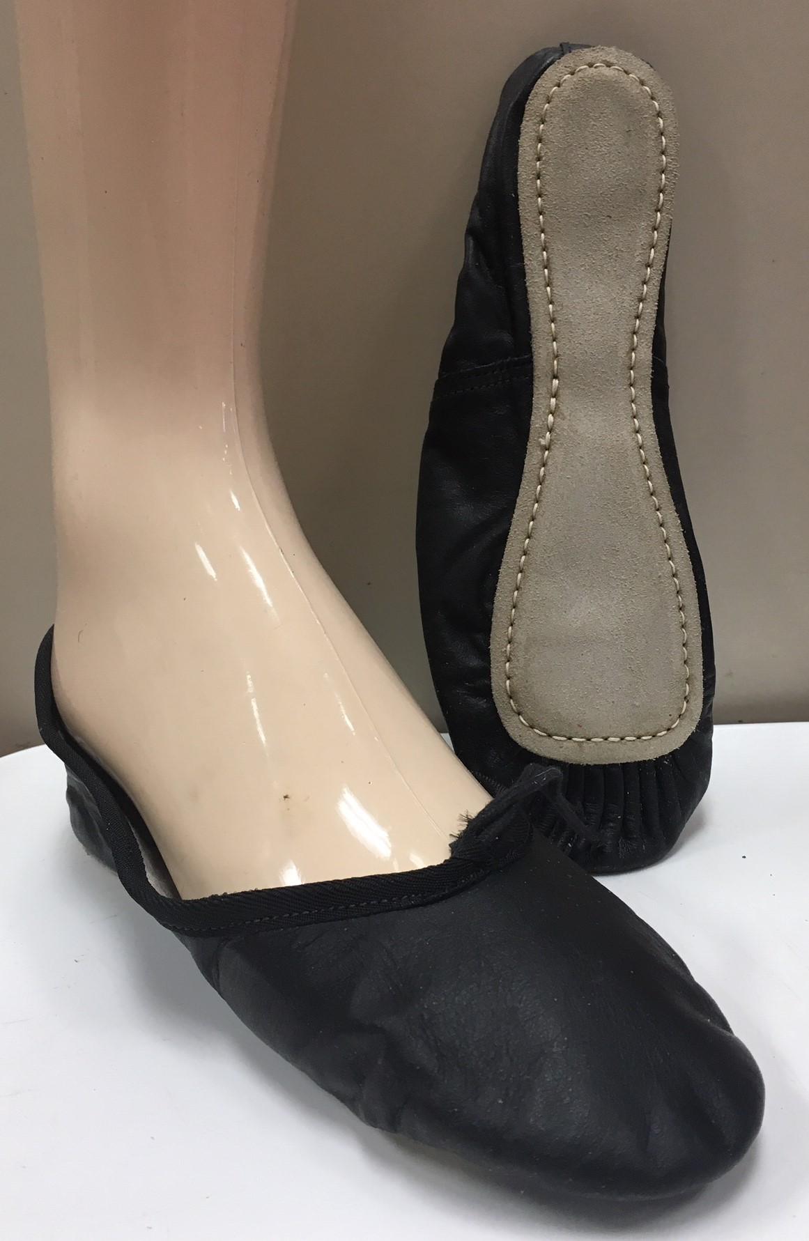 Capezio Child Teknik II Full Sole Ballet Shoes
