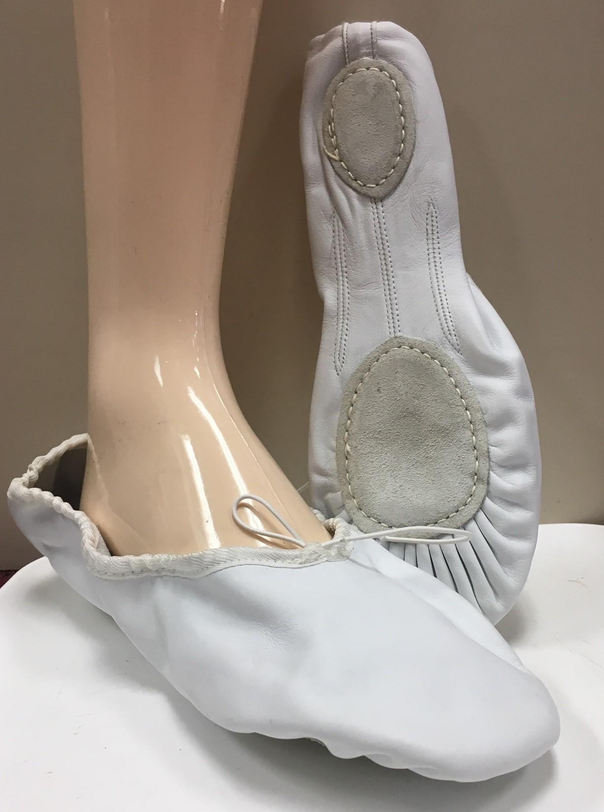 Capezio Men's Leather Split Sole Ballet Shoes