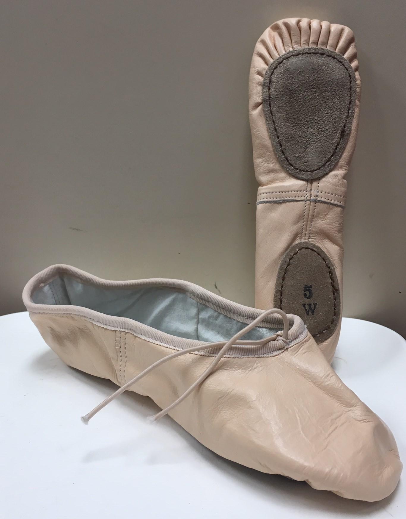 Barry's Split Sole Leather Ballet Shoes