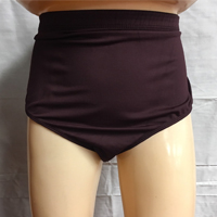 Danskin Women's Nylon Spandex Briefs