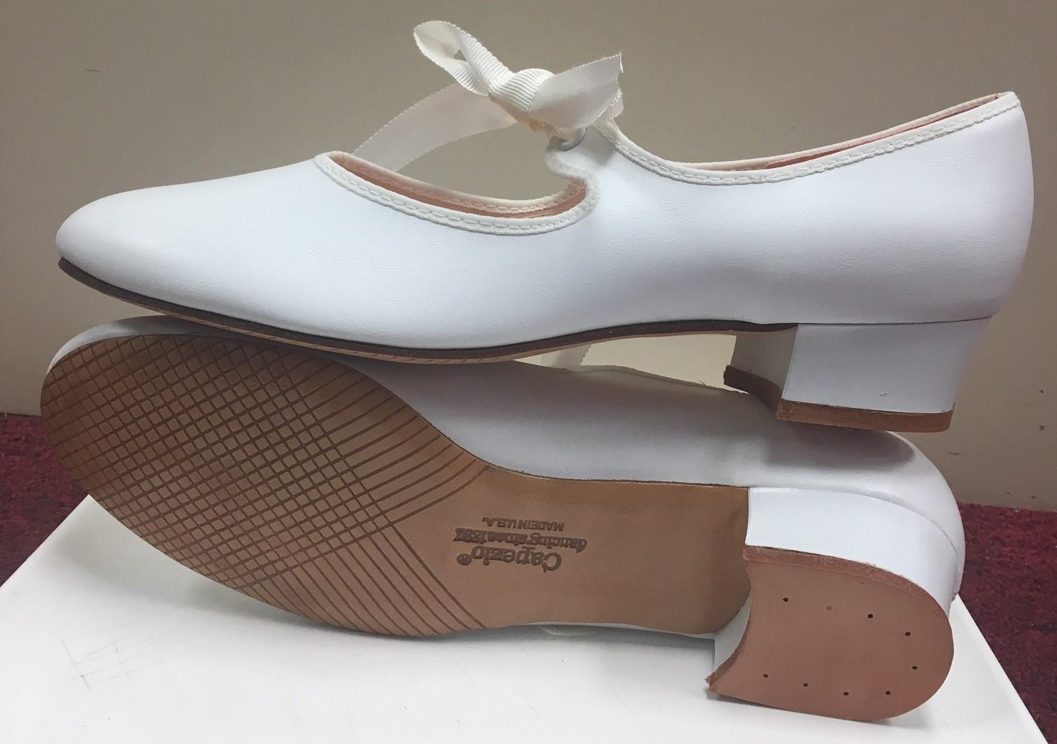 """Capezio """"Tyette"""" Shoes - without Taps"""