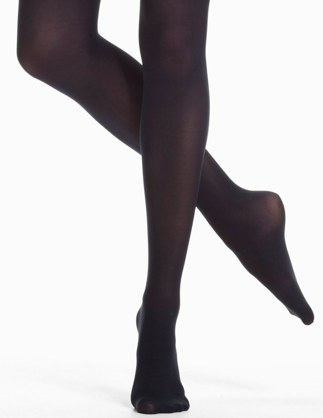 Danskin Support Outsize Tights with Feet