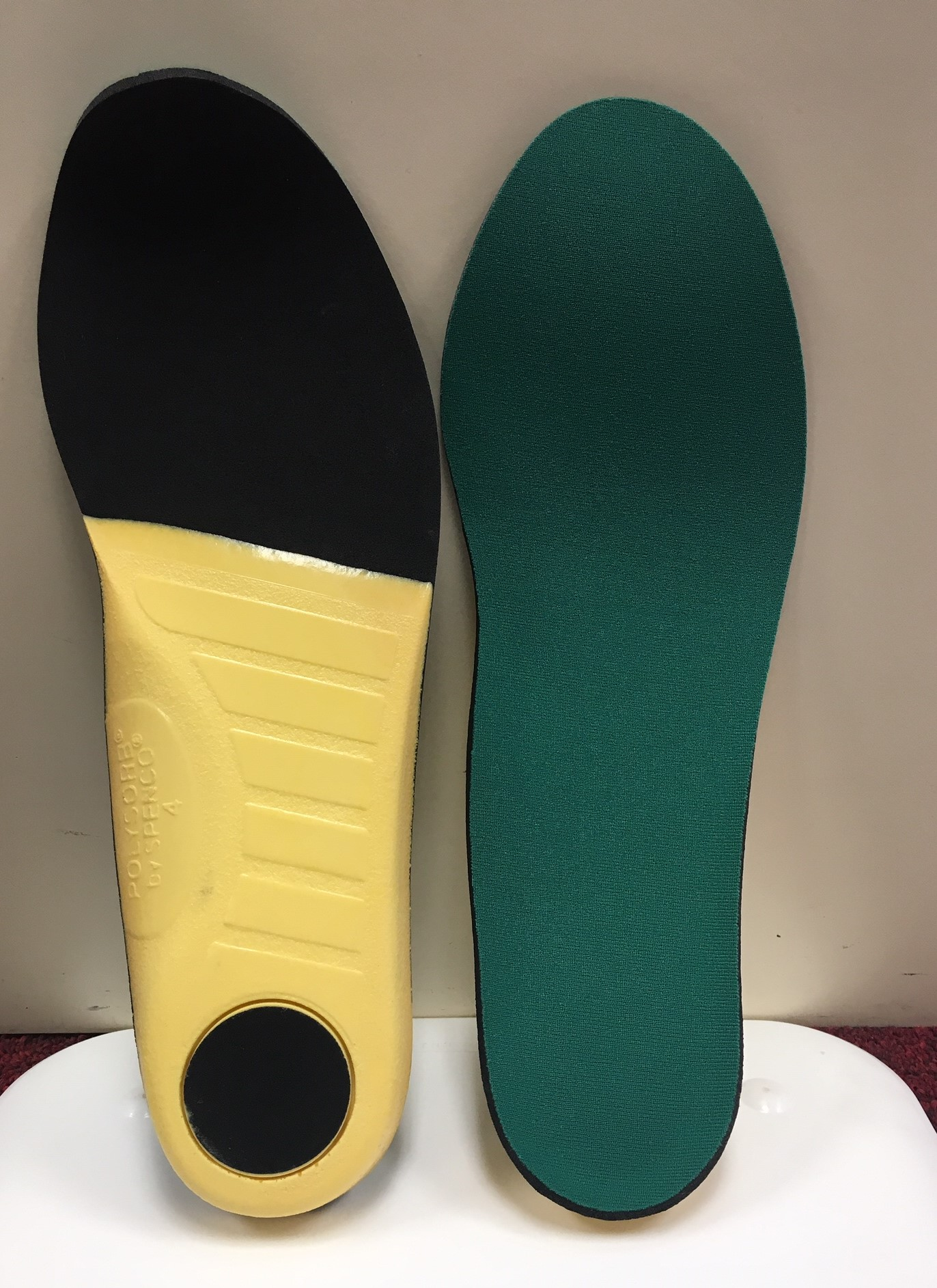 Barry's Polysorb Walking Insoles