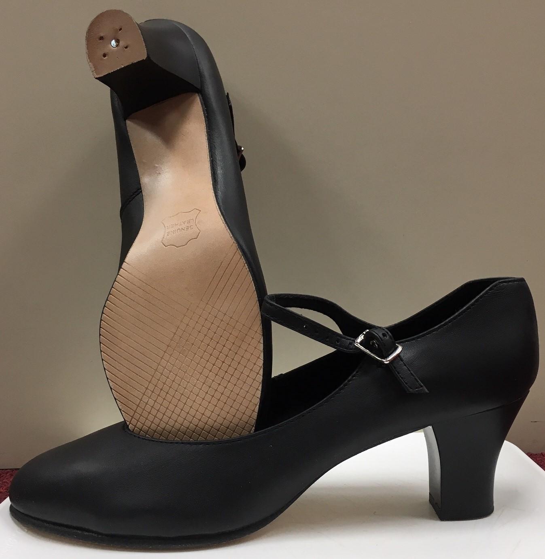 "Capezio 2"" Student Footlight Character Shoe"