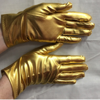 Barry's Adult Lame' Wrist Gloves