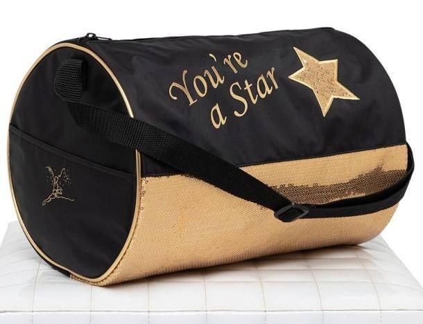 Capezio Star Barrel Bag