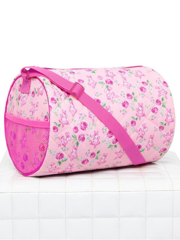 Capezio Some Bunny Loves You Barrel Bag