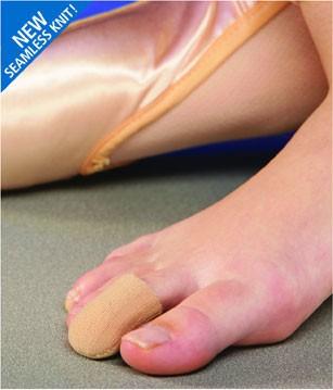 Bunheads Jelly Tips Toe Sock