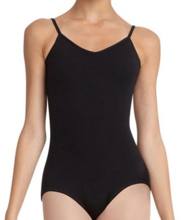 Capezio Women's Camisole Leotard with Multi-Strap Back