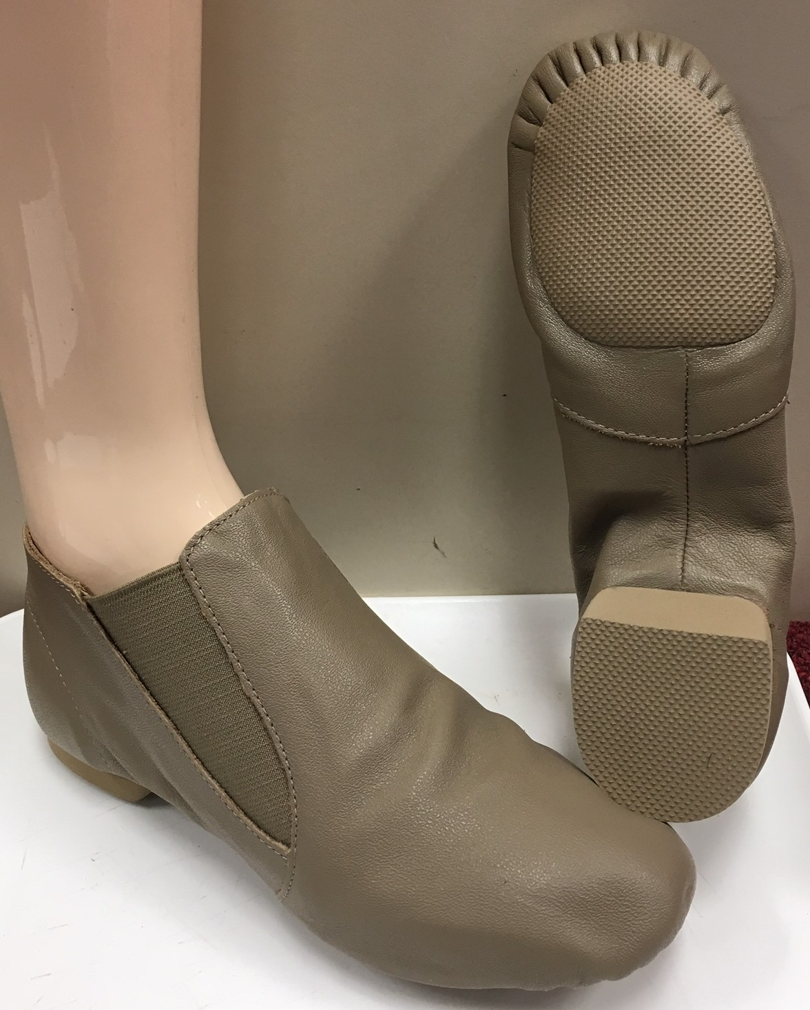 Capezio Adult Split Sole Gore Boot