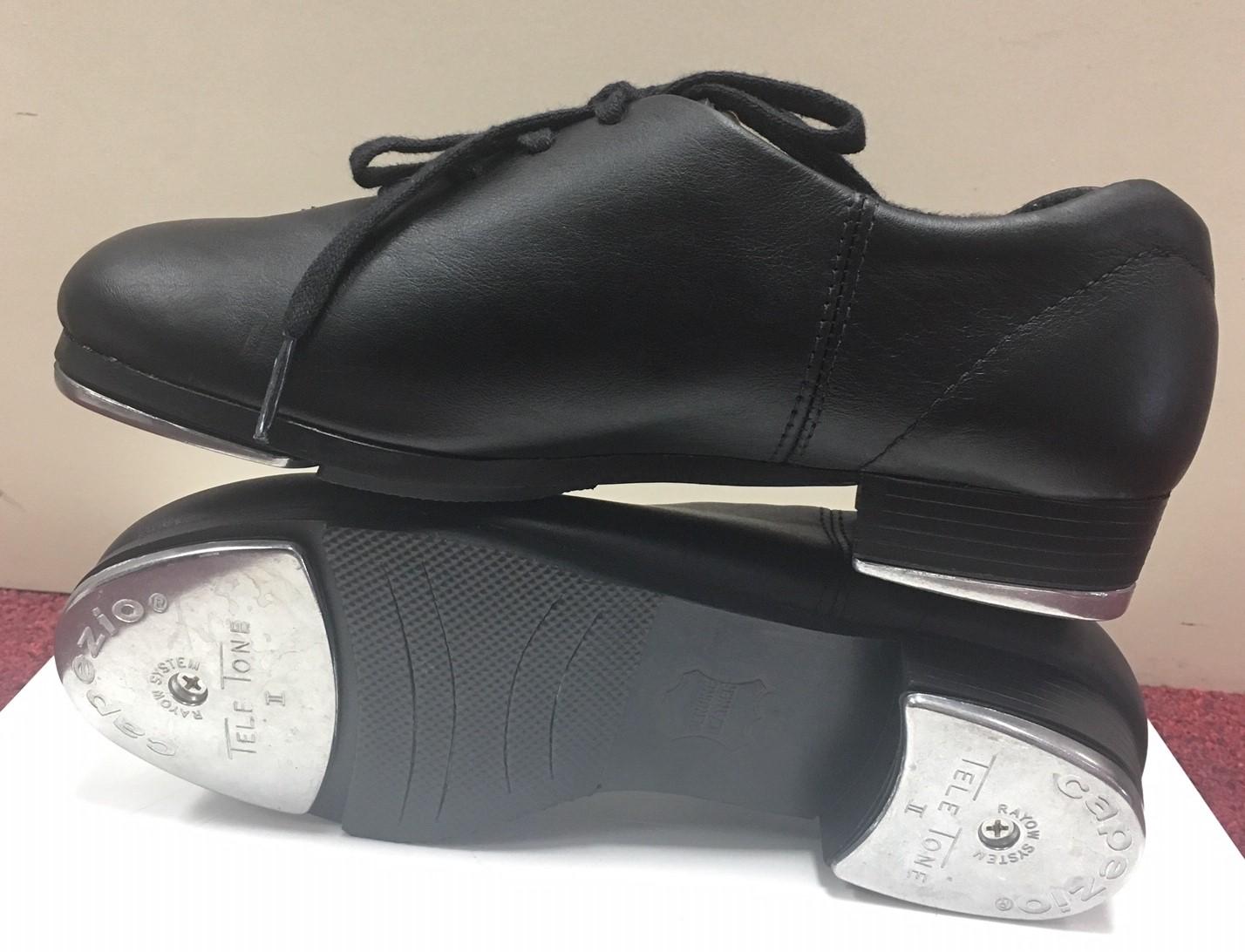 Capezio Unisex Premiere Tap Shoes