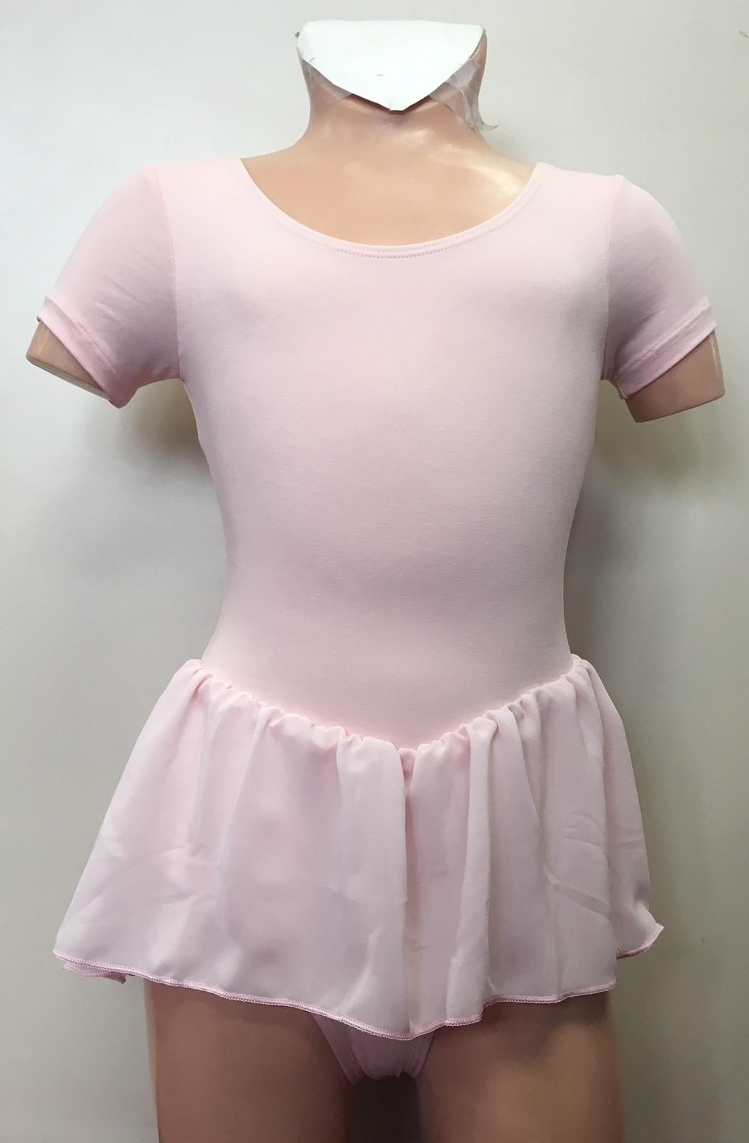 Bloch Children's Skirted Sleeved Dress