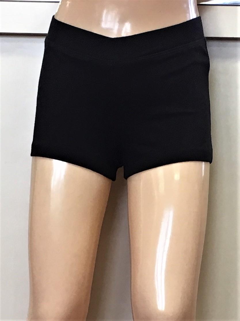 Bloch Children's V Front Shorts