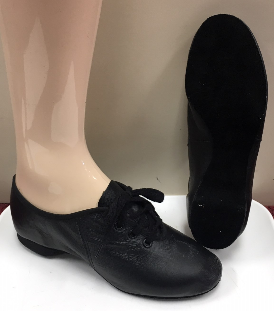 Dione Full Sole Suede Jazz Shoes