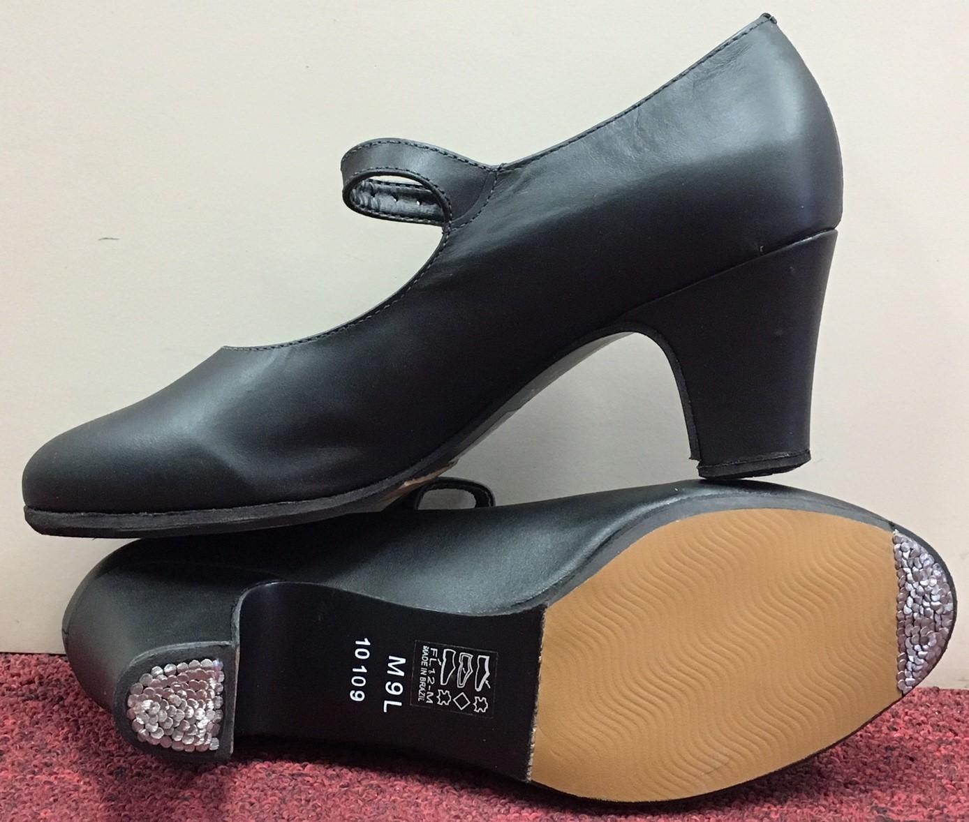 """So Danca Women's 2.5"""" Flamenco Shoe"""