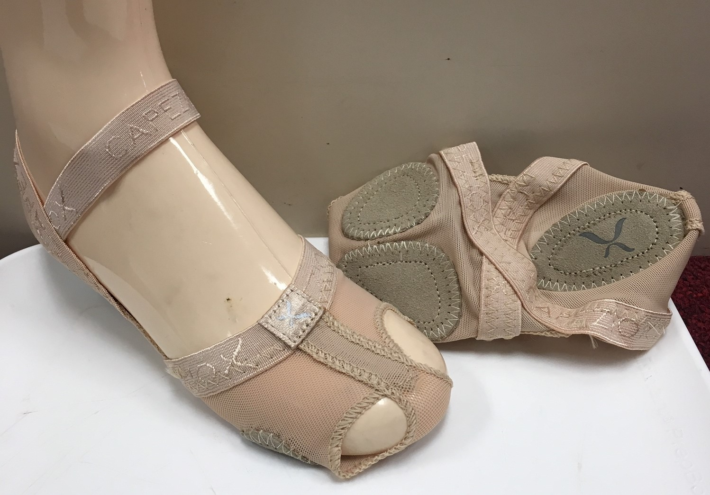 Capezio Women's Full Body Footundeez Lyrical Shoes