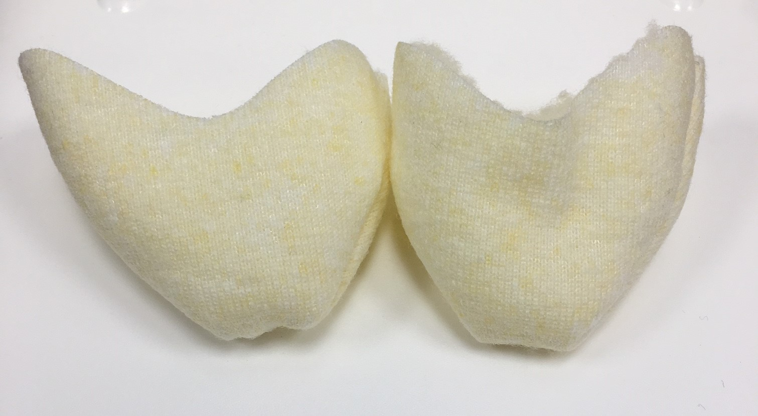 Pillows for Pointe Lambs Curl
