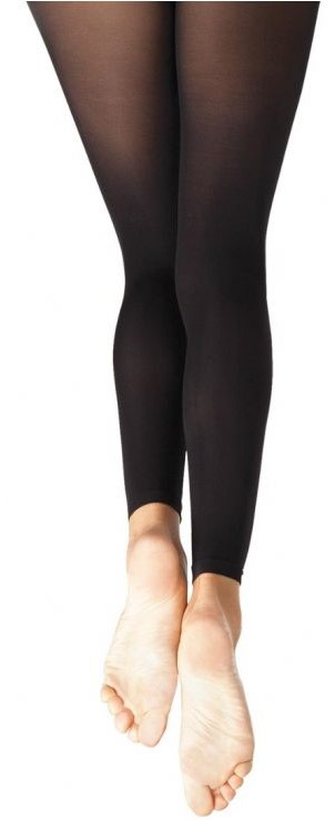 Capezio Women's Footless Hold & Stretch Tights