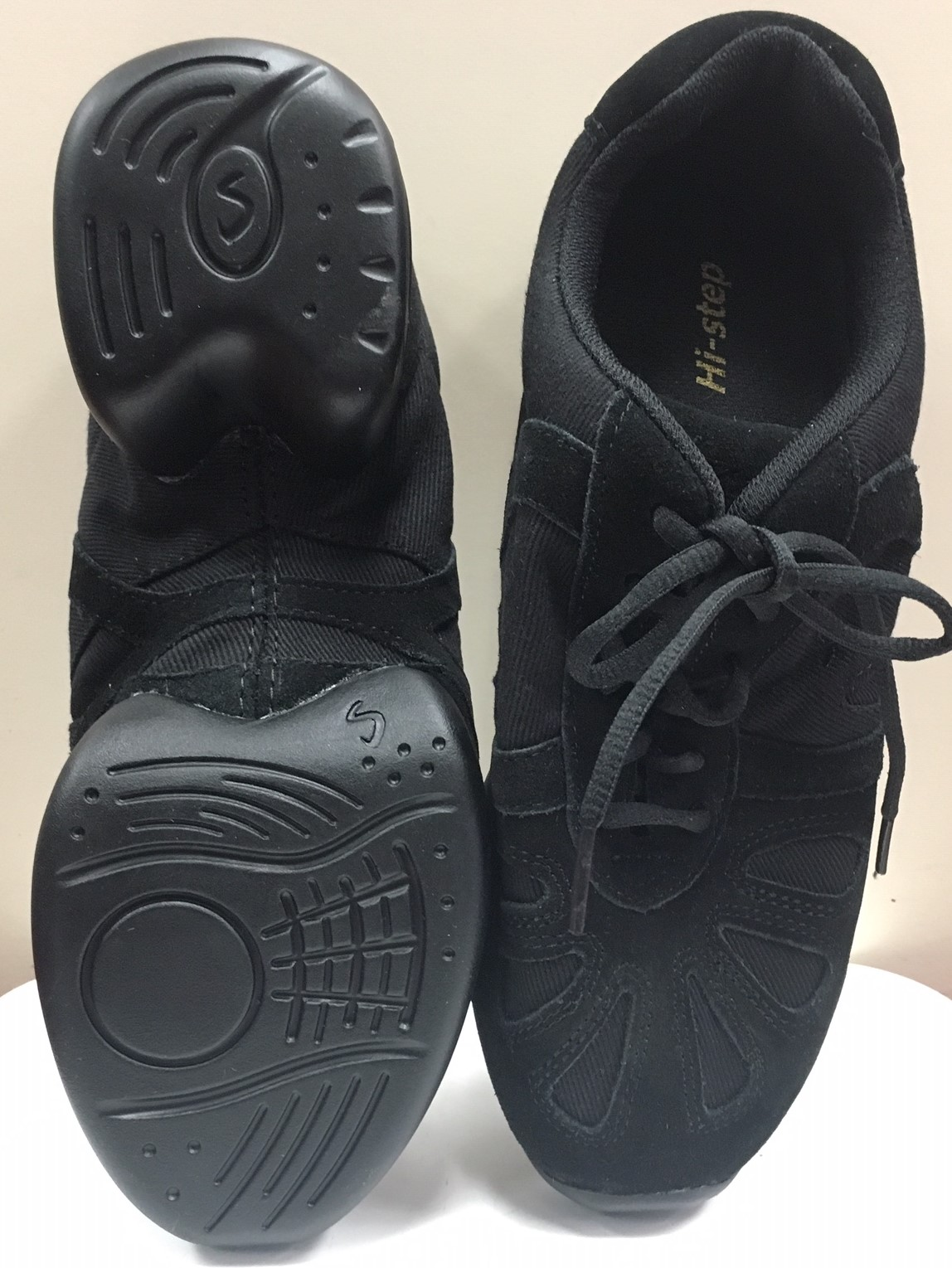 Sansha Cushioned Sole Dance Sneakers