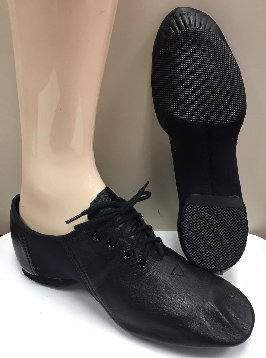 Bloch Neoprene Split Sole Jazz Shoe