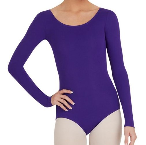 Capezio Women's Basic Long Sleeve Leotard