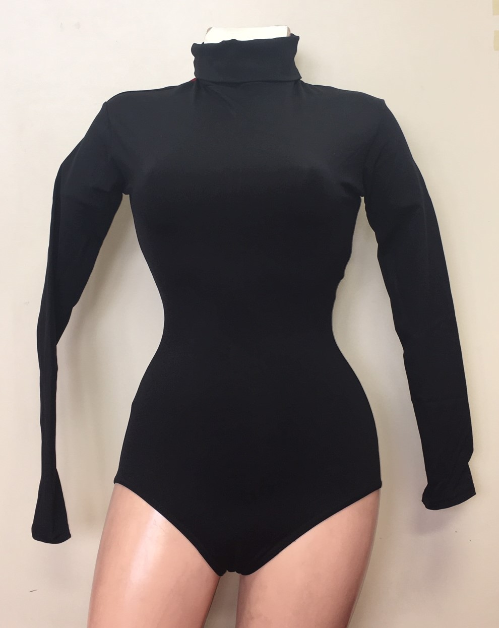 Capezio Women's Long Sleeve Turtleneck Leotard