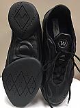Wade Robson Power Wajero Signature Flexible Dance Sneaker Black