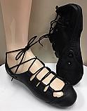 Hullachan Hard Toe Irish Step Dance Ghillie